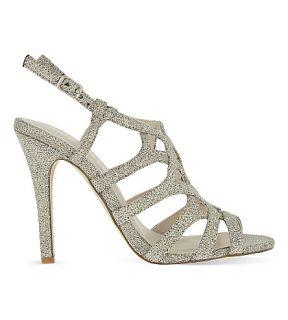 MISS KG   Gertrude heeled sandals