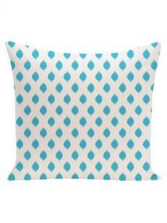 Cop IKAT Geometric Pillow by e by design