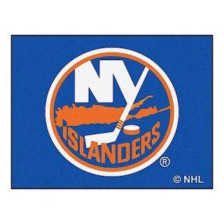"Fanmats All Star Mat   New York Islanders, 34""x45"" 10459"