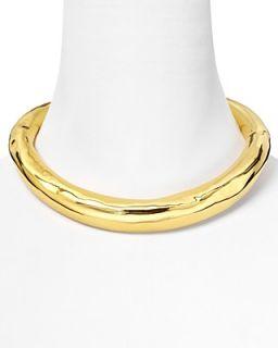 Alexis Bittar Miss Havisham Liquid Gold Collection Collar