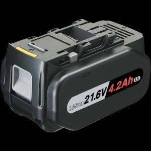 Panasonic Power Tools EY9L62B Cordless Battery Pack, 21.6V 4.2Ah Li ion Type Z