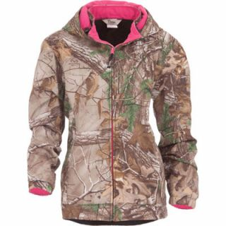 Berne Ladies' Realtree Xtra Camouflage Softshell Jacket