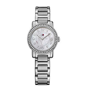 Tommy Hilfiger Ladies quartz stainless steel bracelet watch