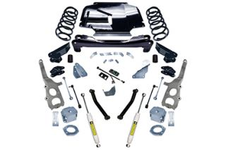 2005, 2006, 2007 Jeep Grand Cherokee Lift Kits   Superlift K863   Superlift Lift Kits