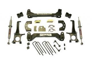 2007 2012 Toyota Tundra Lift Kits   Skyjacker N8066/N8066/TU761PR/TU761A   Skyjacker Lift Kits