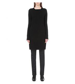 YANG LI   Longline cashmere and wool jumper