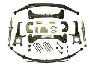 2007 2012 Toyota Tundra Lift Kits   Skyjacker TU761A/TU761PRS/TUR47S/TUR47S/N8066/N8066   Skyjacker Lift Kits