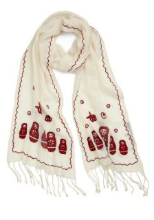 You Look Amazing, Doll ing Scarf  Mod Retro Vintage Scarves