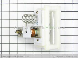 GE WR9X513 Damper Control (fresh Food)