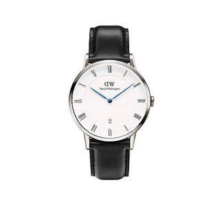 Daniel Wellington Gents silver Sheffield watch