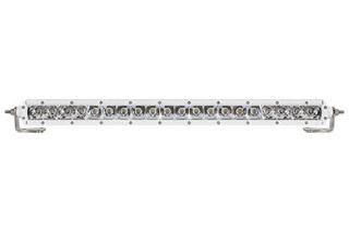 """Rigid Industries 32031   White Housing w/ White LED 20"""" Spot/Flood Combination Light Beam Pattern   LED Light Bars"""
