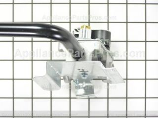 Whirlpool WP37001127 Gas Valve and Pipe Assembly