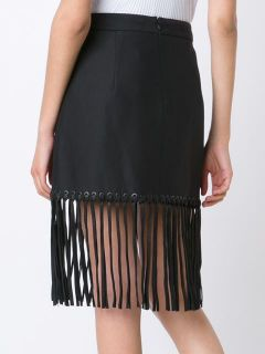 Alexander Wang Fringed Skirt   Twentyone St. Johns Wood