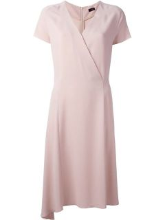 Joseph Wrap Neckline Dress   Twentyone St. Johns Wood