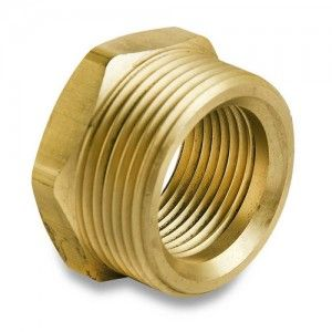 """Uponor Wirsbo A2123210 R32 Male x 1"""" Female Threaded Bushing (10 Pack)"""