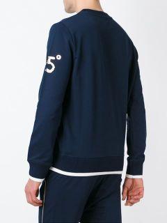 Vivienne Westwood Man Logo Print Sweatshirt   Anastasia Boutique