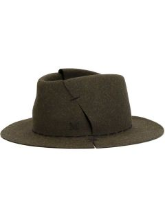 Maison Michel 'andre' Hat With Stitching Details   Kirna Zabête