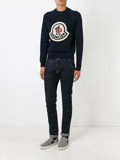 Moncler X Ami Logo Patch Sweater