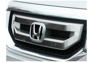 2009, 2010, 2011 Honda Pilot Chrome Kits & Packages   ProZ SG29260   ProZ Chrome Grille Trim