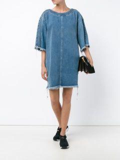 Chloé Denim Shift Dress    The Apartment Cosenza
