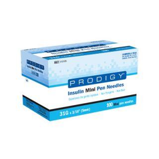 Prodigy Diabetes Insulin Pen Needles