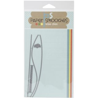 Paper Smooches Die Stitched   Shopping