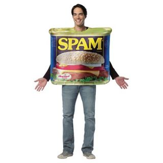 Adult Get Real Spam Costume