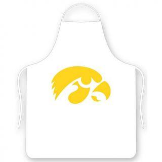 NCAA Team Logo Grilling Apron   U Of Alabama   U Of Iowa   7813949