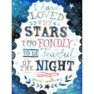 Have Loved the Stars Canvas Art by Oopsy Daisy