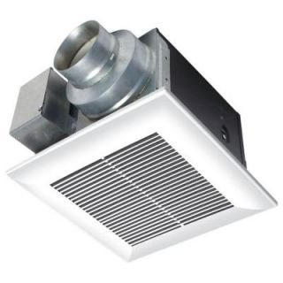 Panasonic WhisperCeiling 110 CFM Ceiling Exhaust Bath Fan, ENERGY STAR* FV 11VQ5