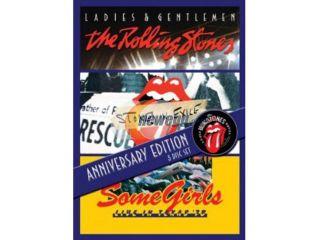 The Rolling Stones: Ladies & Gentlemen/Stones in Exile/Some Girls: Live in Texas [3 Discs]