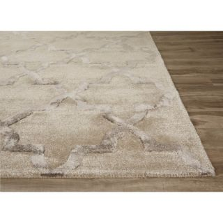 City Hand Tufted Gray Area Rug by JaipurLiving
