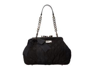 My Flat In London Madison Frame Bag Black