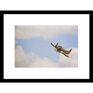 Garrett Military Aircraft Framed Photo