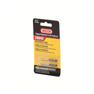 Oregon 5/32 in Replacement Stones Chainsaw Sharpening File