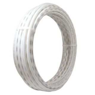 SharkBite 3/4 in. x 25 ft. White PEX Pipe U870W25