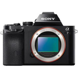 Sony a7 Digital Camera ILCE7/B