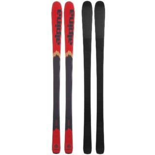Alpina Discovery 102 Backcountry Cross Country Skis 7640P 42