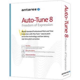 Antares Audio Technologies Auto Tune 8 Native   24008