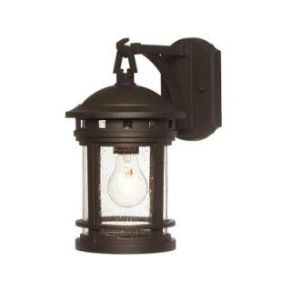 Designers Fountain Mesa Collection Oil Rubbed Bronze Outdoor Wall Mount Lantern 2371 ORB