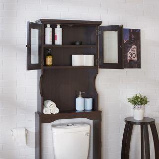 Bed & Bath Bathroom Storage Bathroom Cabinets & Shelving Hokku Designs