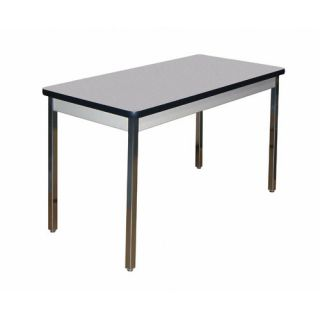 Allied Plastics Desk Size Training Table