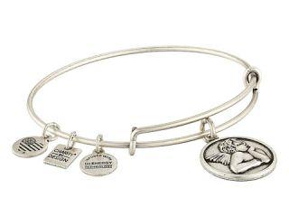 Alex and Ani Charity by Design   Cherub Expandable Charm Bangle Bracelet