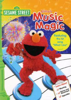 Sesame Street: Elmos Music Magic (DVD)   Shopping   Big