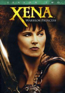 Xena: Warrior Princess Season 2 (DVD)   Shopping   Big