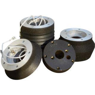 Grant Products Steering Wheel Installation Kit — Black, Fits Kenworth, Peterbilt and Western Star Trucks  Steering Wheels   Installation Kits