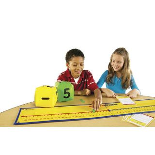 Positive and Negative Number Line Activity    Learning Resources