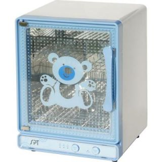 SPT Baby Bottle Sterilizer and Dryer in Blue SB 818B