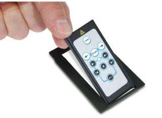 HiRO 3 In 1 2.4GHz Wireless ExpressCard 34 Form Factor Multimedia Presenter   2.4GHz, WiFi, Integrated laser pointer
