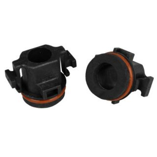 Car H7 HID Xenon Light Bulb Holder Adapter Retainer 2 Pcs for BMW 5 Series